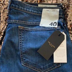 NWT Plus Size Rag & Bone Dre Jeans